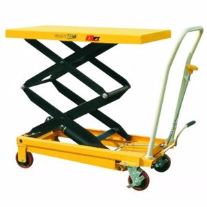 Picture of 350kg High Lift Scissor Lift Table