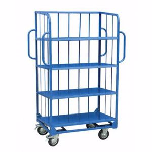 Picture of 3 Shelf Stock Trolley