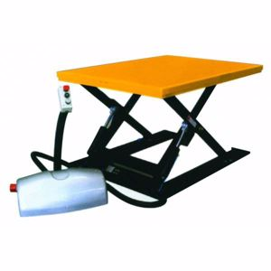 Picture of Electric Powered Platform Scissor lift Table 1000Kg