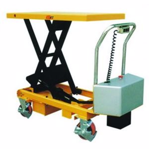 Picture of 500kg Electric Scissor Lift Trolley