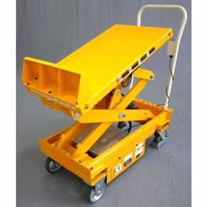 Picture of Scissor Electric Lift Table