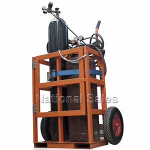 Picture of Gas Cylinder Welding Trolley