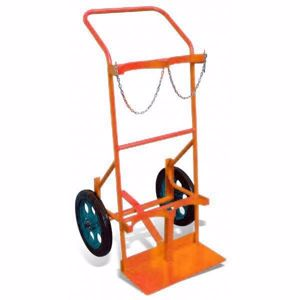 Picture of Cylinder Trolley for 2 Trolleys