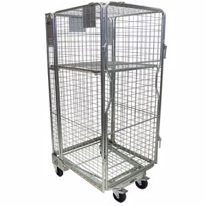 Picture of Stock Roll Cage Trolley for Maximum Storage Capacity