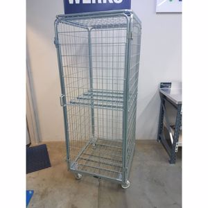 Picture of Double Stock Trolley 720 x 800 x 1840 (W x D x H)